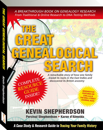 GREAT GENEALOGICAL SEARCH