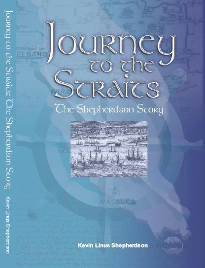 Journey to the Straits book cover