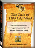 Tale of Two Captains book
