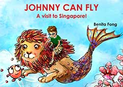 Johnny Can Fly book cover